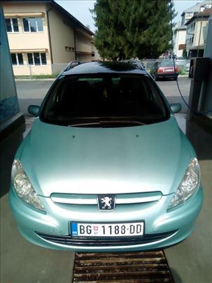Peugeot 307 2.0 hdi sw