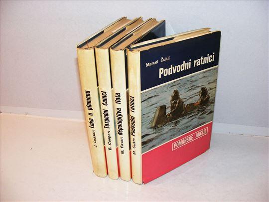 Pomorske akcije drugog svetskog rata 1-4