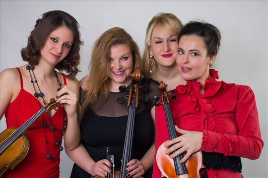 Gudački kvartet Magic Strings