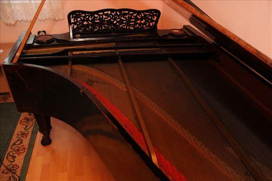 J. Heitzmann und sohn klavir