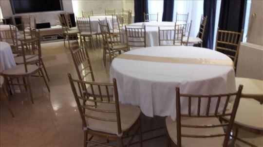 Prodaja stolnjaka za okrugle stolove