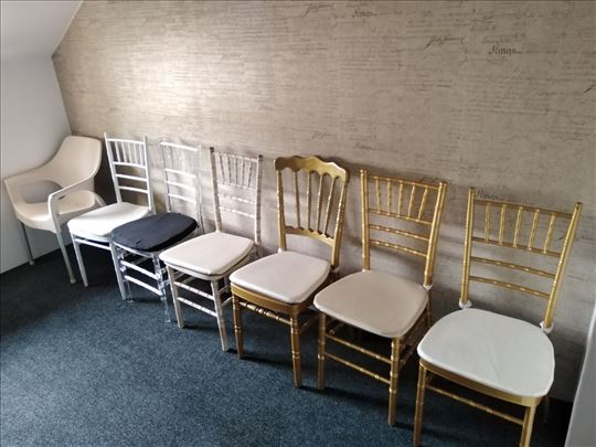 Prodaja Tiffany stolica