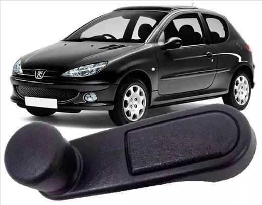 Rucica za Otvaranje Prozora Peugeot 206