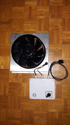 Ventilator sa podesavanjem brzine