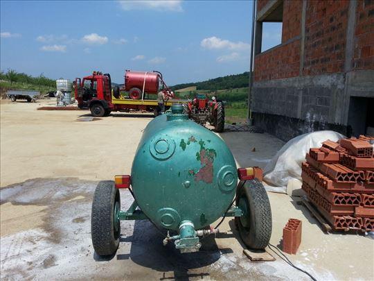cisterna za vodu 1000l