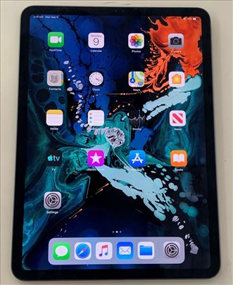 iPad Pro 11 256GB WIFI Space Gray Mint 10/10, nov