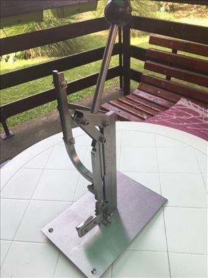 Klipserica, mašina za vezanje kulena, mrežica,kesa