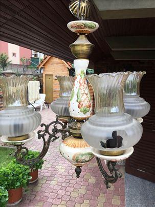 Luster mesing i keramika