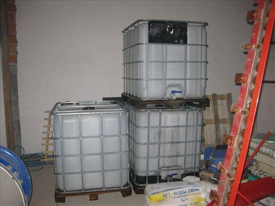 plasticne cisterne za vodu