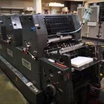Prodajem štamparsku mašinu HEIDELBERG GTOVP-46