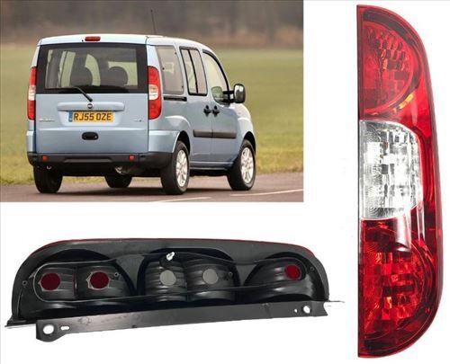 Stop Svetlo Fiat Doblo 05-09