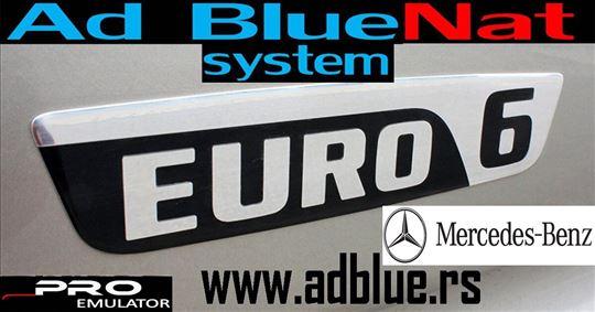 AdBlue Emulator MERCEDES Euro 6 NOVO AKCIJA