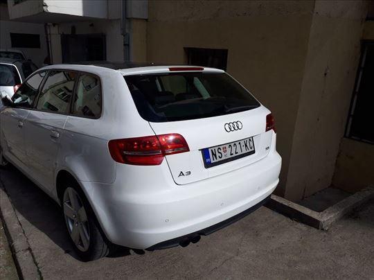 Audi A3 2.0 tdi u ekstra stanju