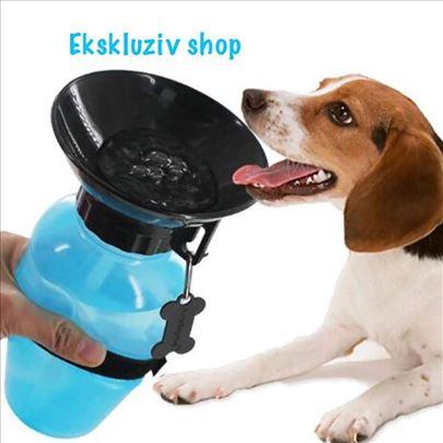 Flašica za vodu za pse - flaša - za kuce psa mačku