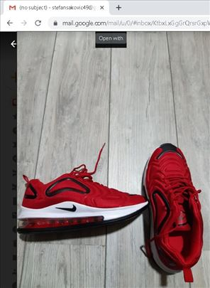 AIR MAX 720 RED EDITION