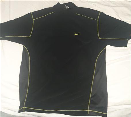 Nike black poliester Majca L