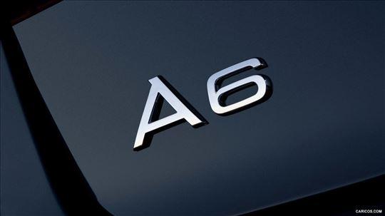 NOVO Audi A6/A6L oznaka