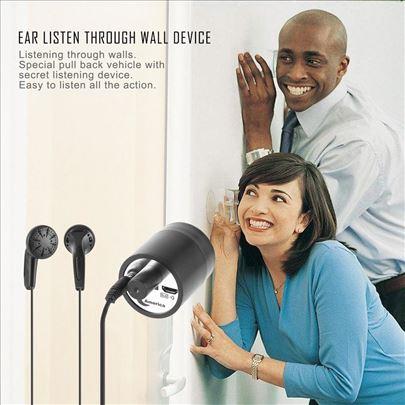 Pojačivač zvuka -slušajte kroz zidove