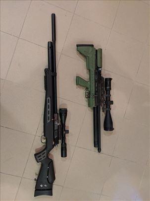 Prodajem dve odlične pcp puske