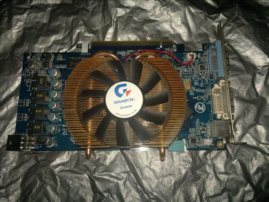 Grafička GV-NX88T256H - GeForce 8800 GT