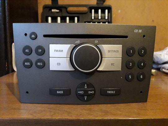 Radio CD30 Opel
