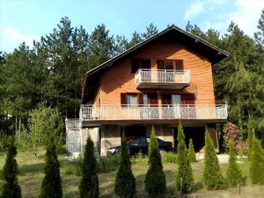 Zlatibor, kuća-odmor