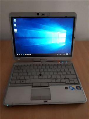 HP Elitebook 2740p 12'5/i5-m540/4gb ddr3/160gb ssd