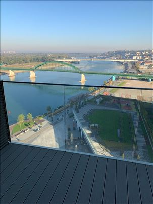 Beograd na vodi, LUX