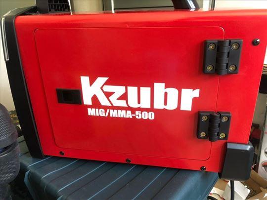 Invertorski aparat za varenje CO2 Kzubr 500A