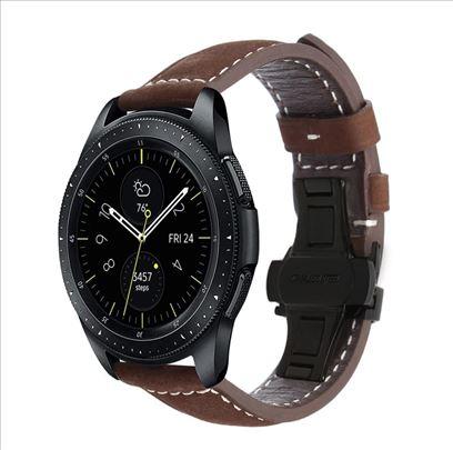 Narukvica Samsung Gear s3, Galaxy Watch (koza)