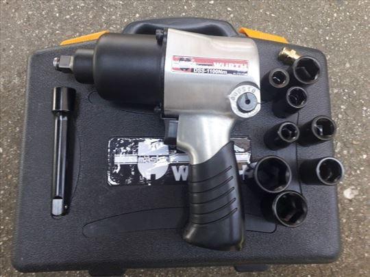Pneumatski pistolj WURTH 1100Nm