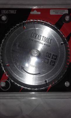 Cilkular za drvo Fi 200 sa vidijom Novo