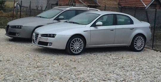 Delovi Alfa 159  156 i 147