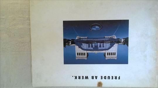 Knjiga o firmi BMW  05.1992.  18 str. nem.