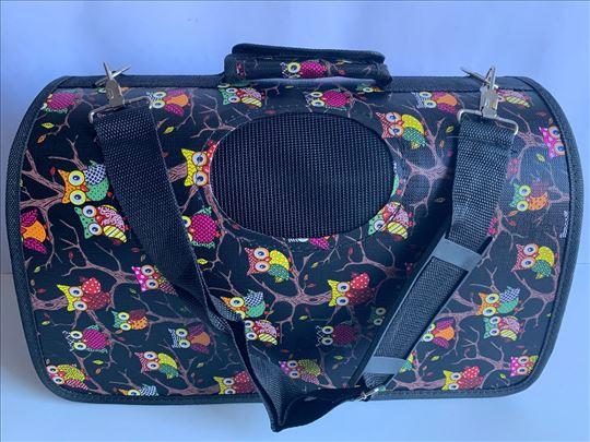 Transporter torba za pse i mačke,novo, više dezena