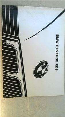 Uputstvo za upotrebu  za BMW radiokasetofone, 1993