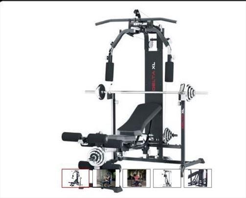 Home Gym Kettler Delta XL  FIT-K07707-755