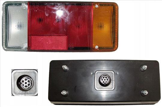 Stop Svetlo Ducato/Boxer/Jumper-Otvorena Sasija