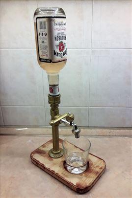 Točilica dozer za piće