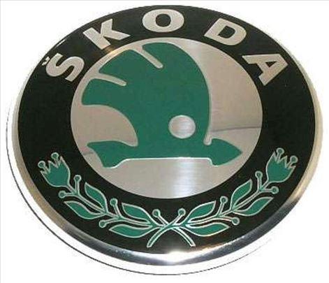 Znak Skoda Octavia/Fabia