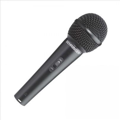 """""""Berindžer"""", nov nemački mikrofon, odličan zvuk za"""