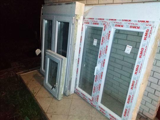 Kao novi dvokrilni PVC prozori