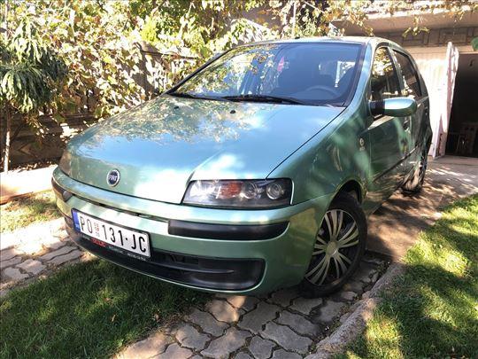 Fiat Punto JTD