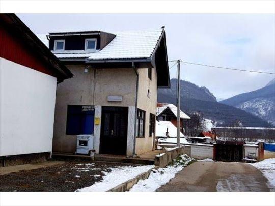 Prodaje se kuća, 96 m2,Brodarevo, Prijepolje