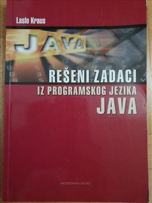 Rešeni zadaci programskog jezika JAVA Laslo Kraus