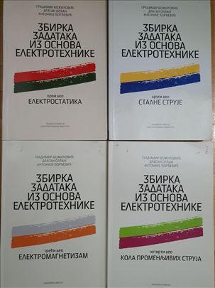 Zbirka zadataka iz osnova elektrotehnike Đorđević