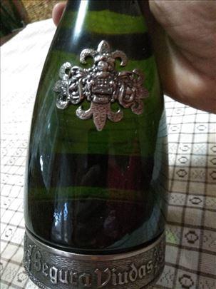 Penušavo vino segura viudas Španija