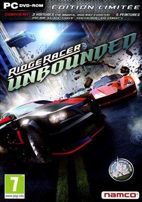 Ridge Racer Unbounded (2012) Igra za Računar