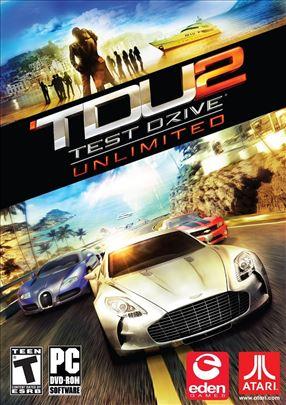 Test Drive 2 Unlimited (2011) Igra za Računar