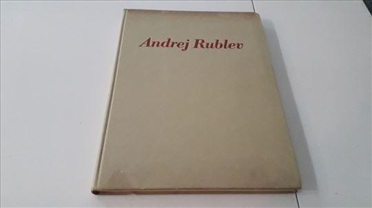 Andrej Rublev ITA fotomonografija LUKSUZNO veci fo